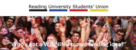 Reading University Business Society Crowd Funding in Re...