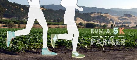 2015 5K Fun Run with Your Farmer and April Farm Tour