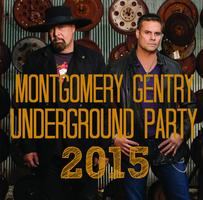 2015 Montgomery Gentry Underground Party