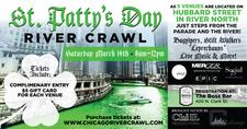St. Paddy's Day River Crawl logo