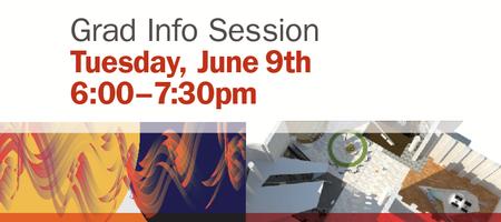 Grad Info Session — June 9th