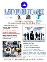 Strategies for Getting The Job You Want Worshop Series