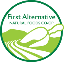 First Alternative Natural Foods Co-op logo