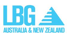 LBG Australia & New Zealand logo