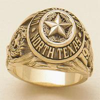 UNT Ring Presentation Ceremony
