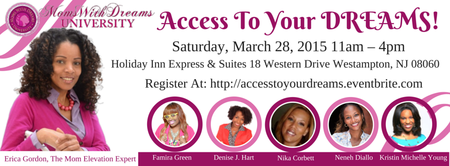 Access to Your DREAMS Conference