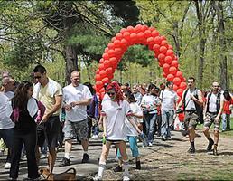 2015 NJ AIDS WALK - RIDGEWOOD
