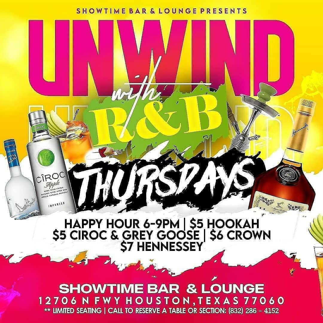 R & B Thursdays
