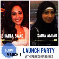 #TheFreedomProject - Presenting Dynamic Duo Shadia...
