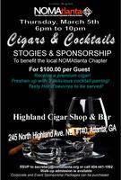"NOMAtlanta Presents ""Cigars and Cocktails"""
