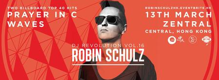 DJ Revolution Vol. 16 ROBIN SCHULZ