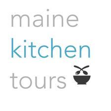 Maine Kitchen Tours logo