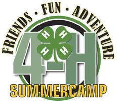 Frederick County 4-H Camp 2015
