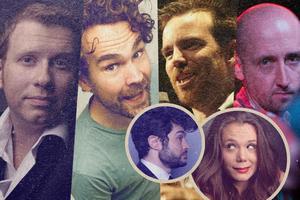 We Love Comedy East London: Paul Kerensa, Paul F...
