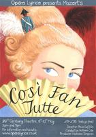 Così fan tutte (Opera Lyrica) - 10/05/15 at 7pm