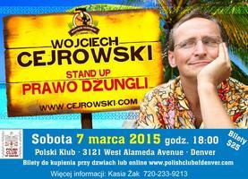 Wojciech Cejrowski w Polskim Klubie w Denver