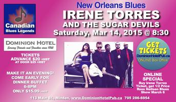 Irene Torres and the Sugar Devils