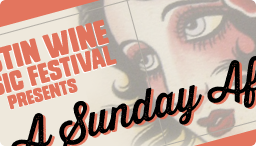 "Austin Wine and Music Festival Presents ""A Sunday Affair"""