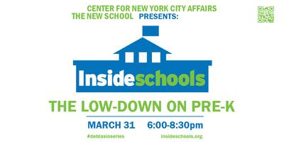 De Blasio Series--The Low-down on Pre-K from...