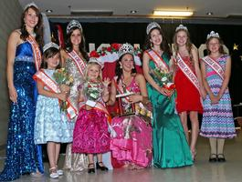 2015 Miss Orangevale Pageant