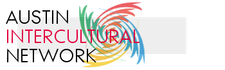 Austin Intercultural Network (AIN) logo