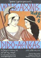 Venus & Adonis/Dido & Aeneas (Opera Lyrica) - 23/05/15
