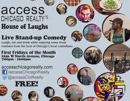 Access Realty House of Laughs Sponsored by A & N...