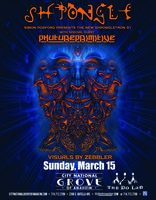 Shpongle with Phutureprimitive at The City National Gro...