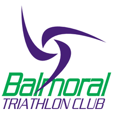 Balmoral Triathlon Club logo