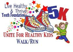 2015 Unite for Healthy Kids 5K Walk Run