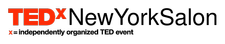 TEDxNewYorkSalon logo