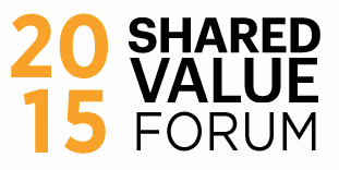 2015 Shared Value Forum: Act. Measure. Grow.