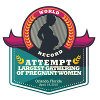 MOMMY MOMENTS WORLD RECORD ATTEMPT FOR EXPECTING WOMEN