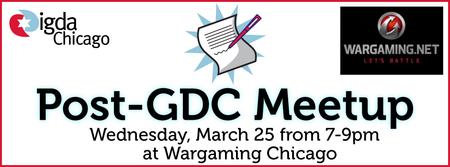 Post-GDC Meetup 2015