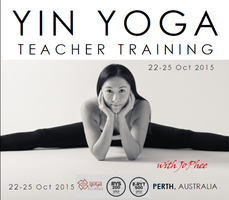 Yin Yoga Teacher Training PERTH with special guest Jo P...