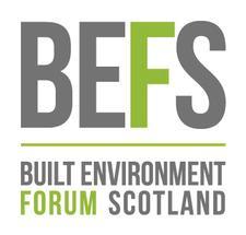 Built Environment Forum Scotland logo