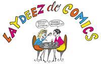 Laydeez do comics London 18 May 2015