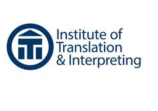 Institute of Translation & Interpreting (ITI) logo