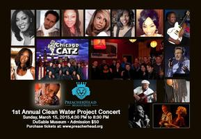 1st Annual Clean Water Project Concert
