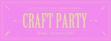 Etsy Italia Team - Craft Party di Primavera