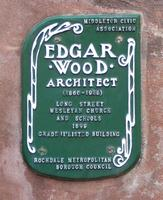 Edgar Wood: Middleton Architect - Guided Walk