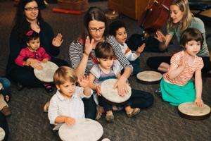 Musical Storytelling Around the World (Symphony Kids...