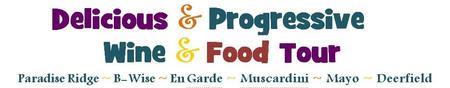 Progressive Wine & Food Tour