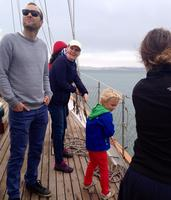 Family Adventure Sail