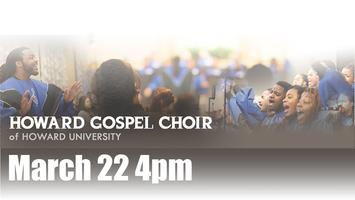 Howard Gospel Choir of Howard University Concert
