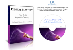 How To Be Inspired In Dentistry - Audio CD