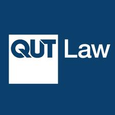 QUT Faculty of Law logo