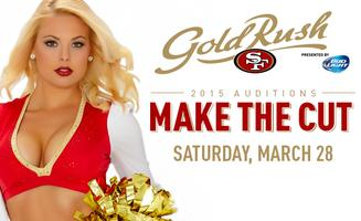2015 Gold Rush Auditions Finals