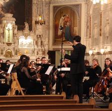 Orchestre de chambre Sérénade logo