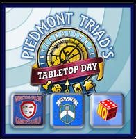 2015 Piedmont Triad's International TableTop Day